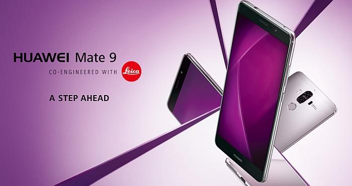 Huawei Mate 9 Smartphone Review