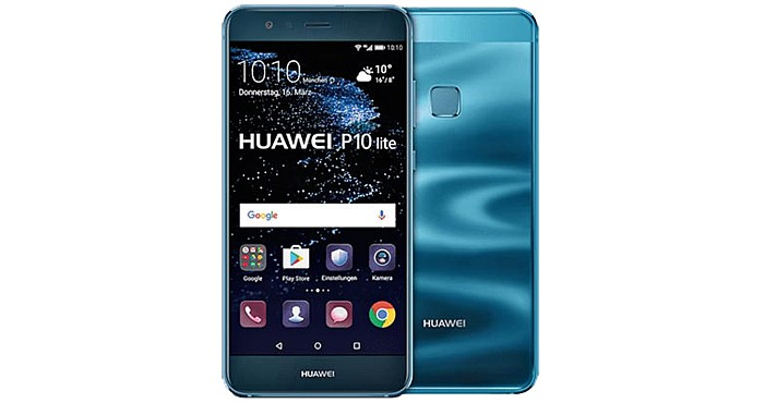 Huawei Now Offers Preordering of the Long Awaited P10 Lite