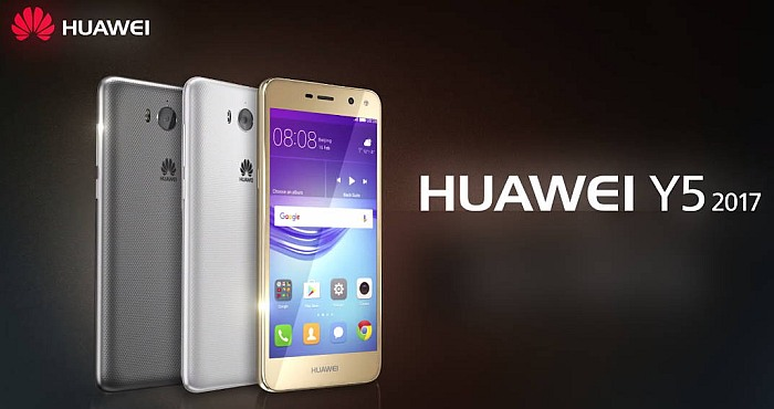 Huawei Y5 is the new low budget in this 2017