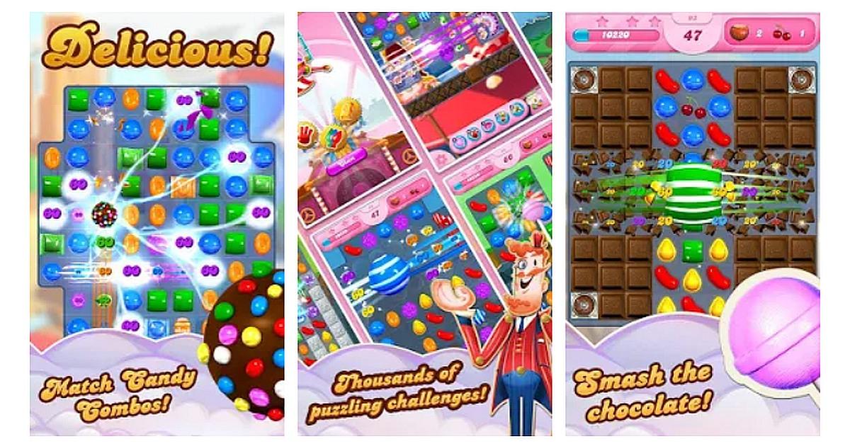 Download Candy Crash Saga for Huawei